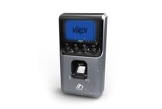 دستگاه حضور و غیاب Virdi AC 2100 سیمرغ پارسیان