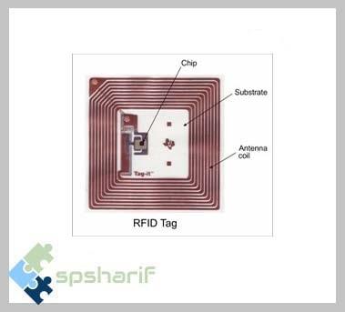 دستگاه حضور و غیاب RFID