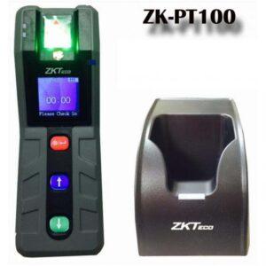 دستگاه گشت و نگهبانی ZK PT100   بهتریم دستگاه گشت و نگهبانی
