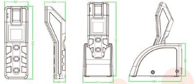 دستگاه گشت و نگهبانی ZK-PT 100