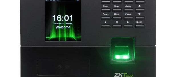 دستگاه حضور و غیاب zk mb 10